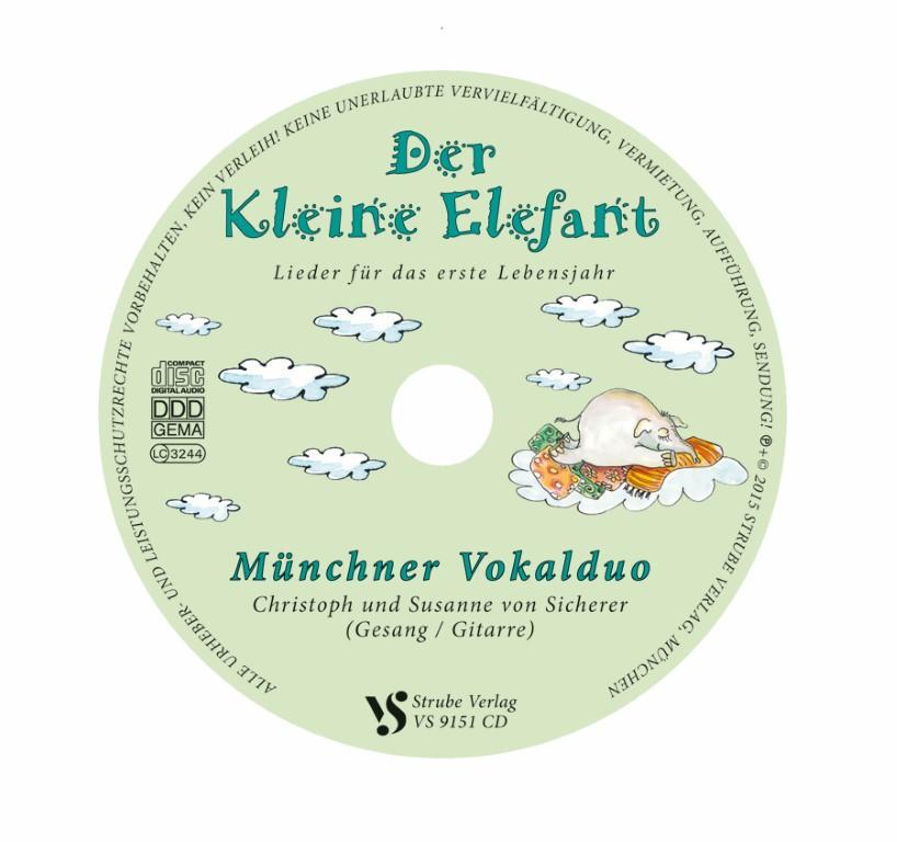 CD Der Kleine Elefant