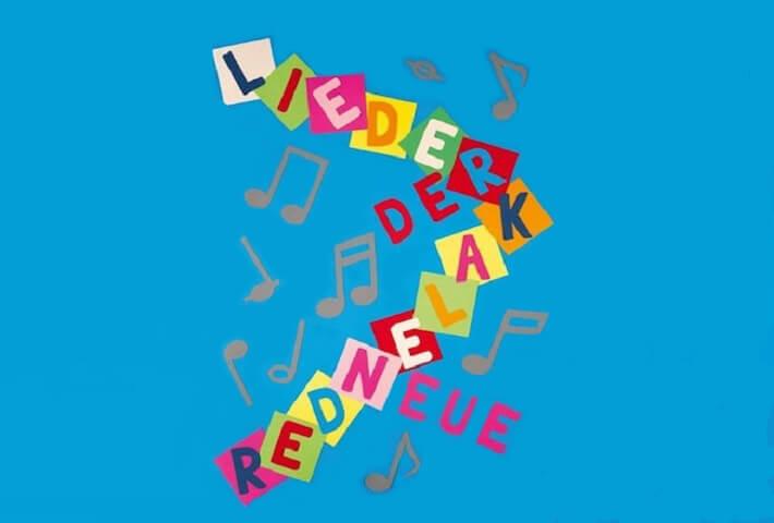 Neuer Liederkalender Titelblatt