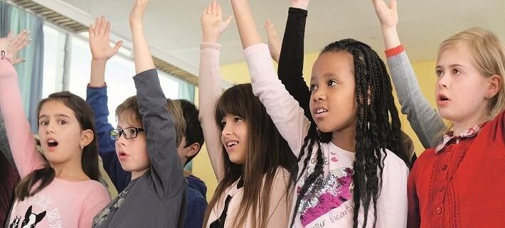 Startseite Fortbildung Alle Kinder können singen
