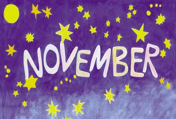 Startseite LK 12 Monatslied November