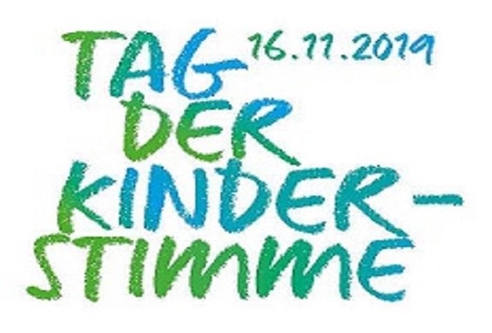 Startseite Tag der Kinderstimme Logo