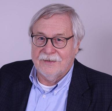 """Portrait Christian Heieck, stellvertretender Vorsitzender der Stiftung """"Singen mit Kindern"""""""