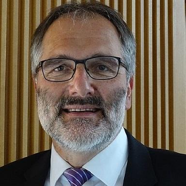 """Portrait Matthias Hanke, Beiratsvorsitzender der Stiftung """"Singen mit Kindern"""""""