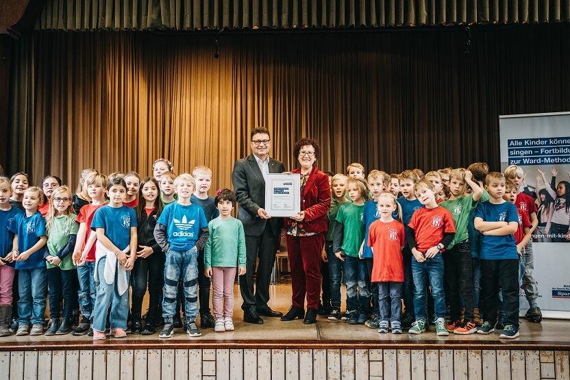 Rerferenzschule für das Singen mit Kindern nach der Ward-Methode