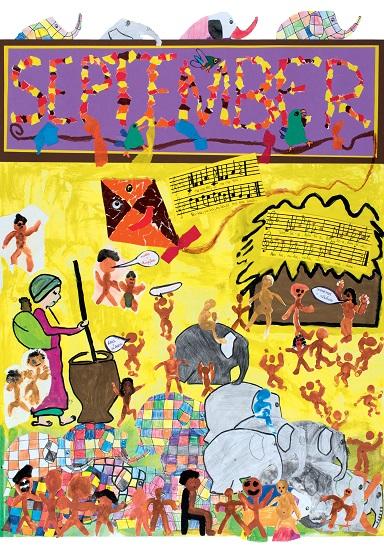 Interkultureller Liederkalender September