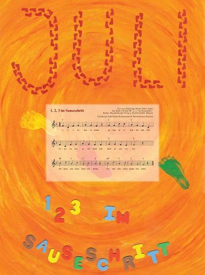 Liederkalender Klasse 0/1 Monatslied Juli