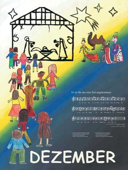 Liederkalender Klasse 3/4 Monatslied Dezember