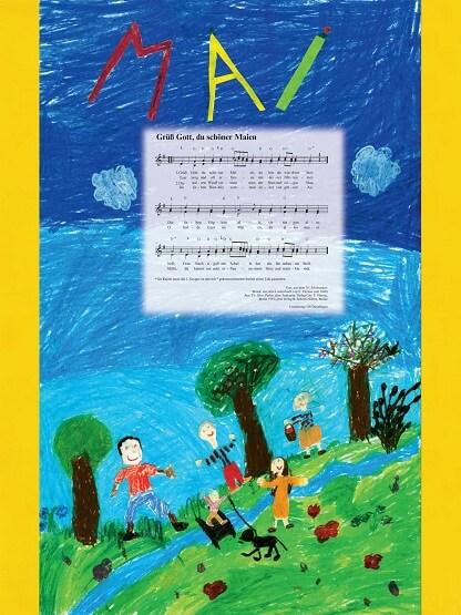 Liederkalender Klasse 4/5 Monatslied Mai