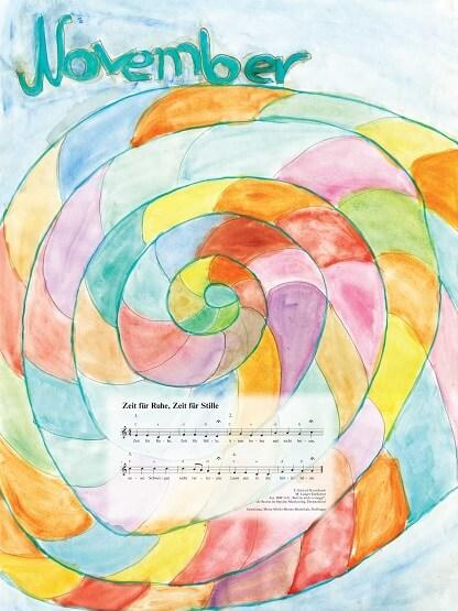 Liederkalender Klasse 4/5 Monatslied November