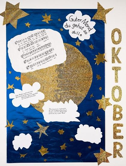 Neue Liederkalender Monat Oktober