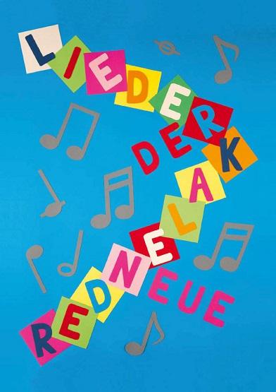 Neue Liederkalender Titelblatt