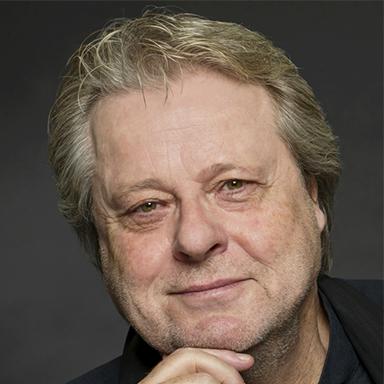 """Portrait Cornelius Hauptmann, Mitglied des Vorstands der Stiftung """"Singen mit Kindern"""""""