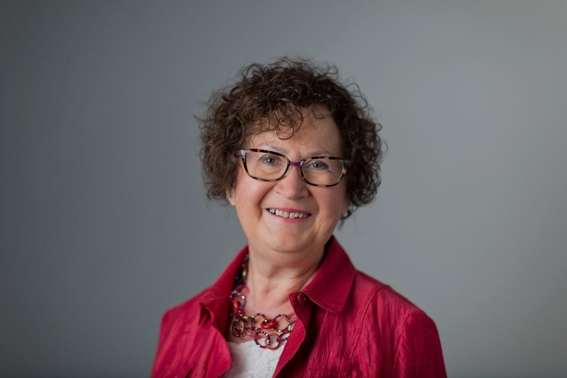 Porträt Gerlinde Kretschmann